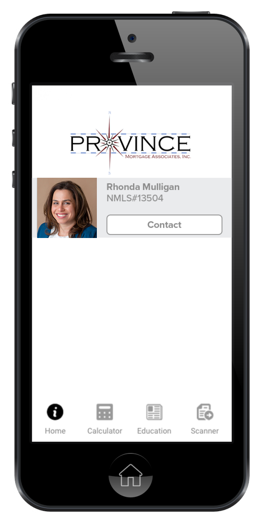 Rhonda Mulligan Phone App