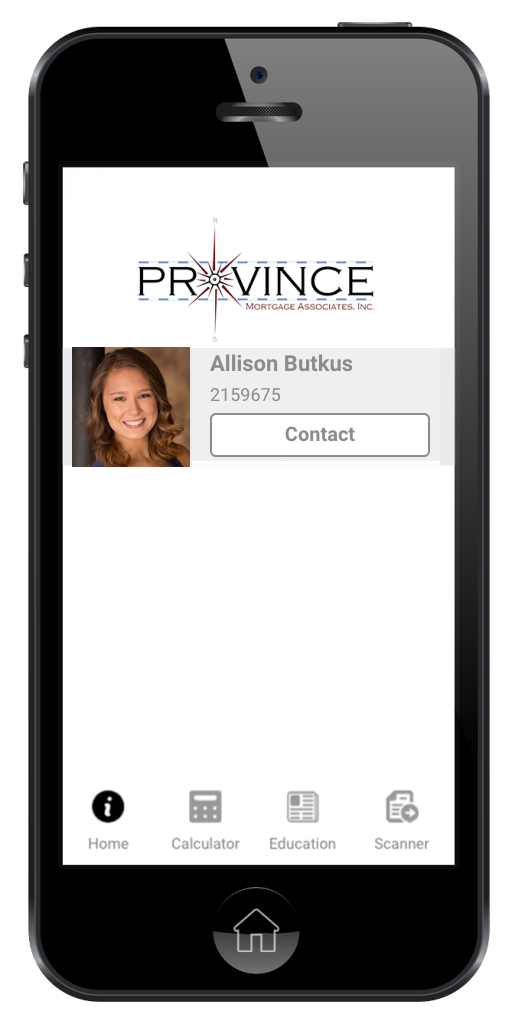 Ally Butkus Mobile Template